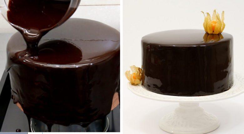 Cum Se Face Glazura Oglindă De Ciocolată Mirror Glaze Gustoasenet