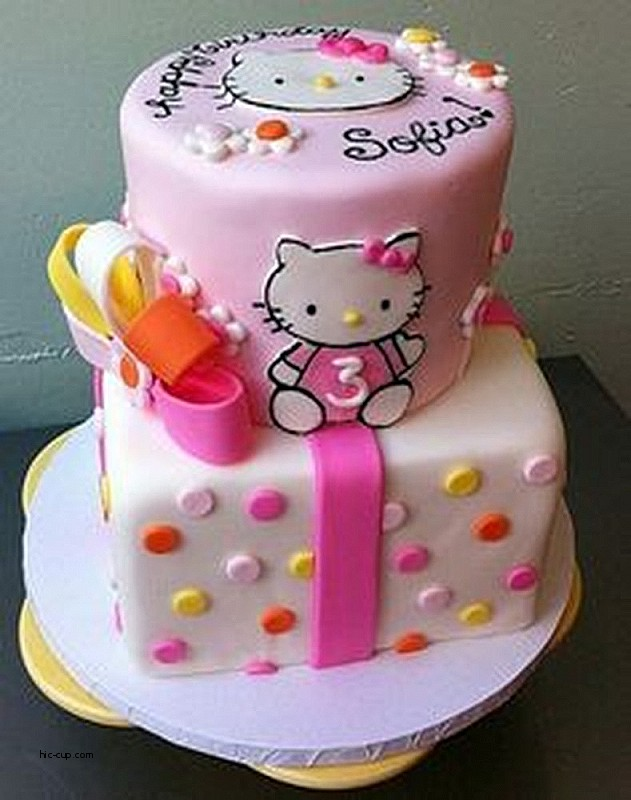 Publix Baby First Birthday Cake Unique Hello Kitty Birthday Cake