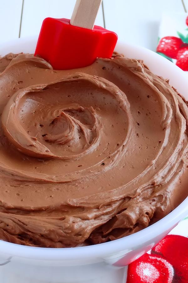 Ciocolata topita taiata
