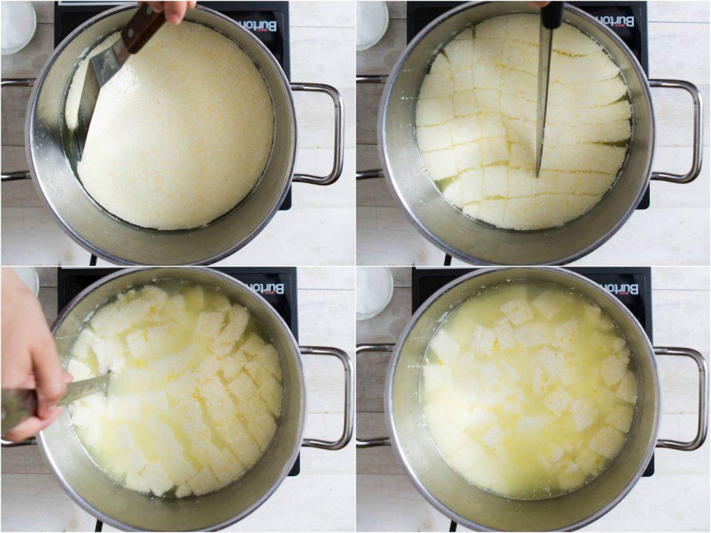 Mozzarella de casa